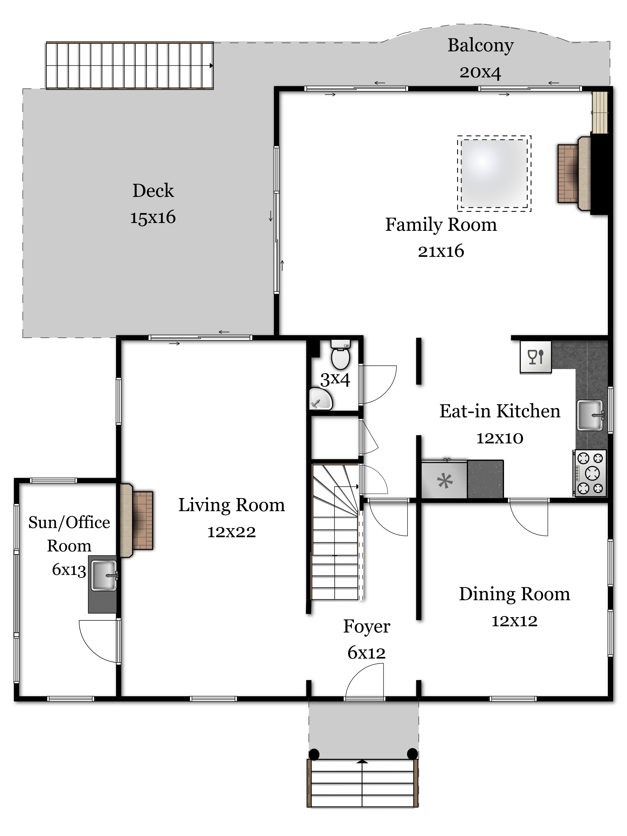 98 Oakdale Road | Vulee Tours on blueprints for houses with open floor plans, mansion plans, i house architecture, i house home, home design floor plans, home builders floor plans, roof plans, split level home floor plans,